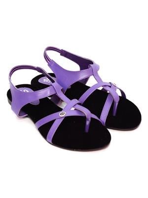 Stella 9 Purple Women Sandals