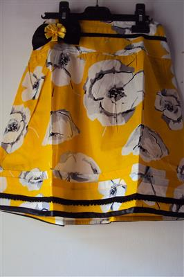 Soft Touch STAW14004 Yellow Girls Skirt