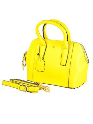 Fashionista Stc-042-Yellow Women Handbag