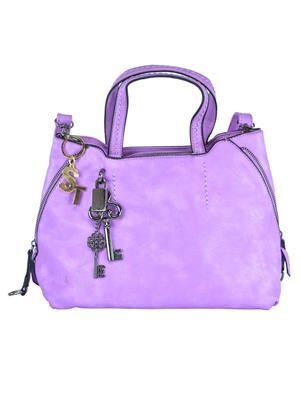 Fashionista Stc-047-Mauve Women Handbag