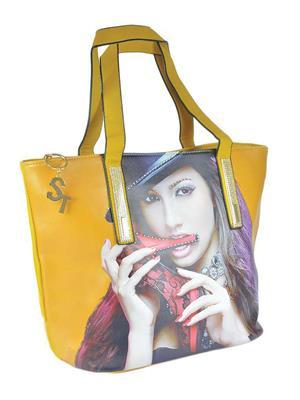 Fashionista Stc-050-Yellow Women Shoulder Bag