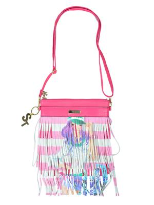 Fashionista STC-059 Pink Women Sling Bag