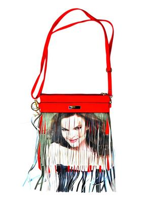 Fashionista STC-060 Red Women Sling Bag