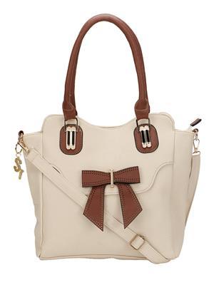 Stylathon STC_004-BEIGE Women Shoulder Bag