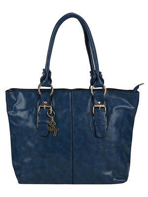 Stylathon STC_005-BLUE Women Shoulder Bag