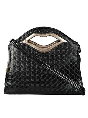 Stylathon STC_008-BLACK Women Hand Bag