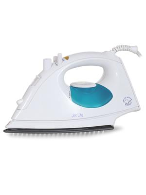 Jet Lite White Steam Iron