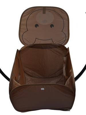 Sushi KLB4 Brown Laundry Bag