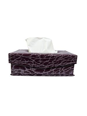 Sushi T11 Purple Tissue Box