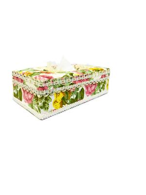 Sushi T5 Multi Color Tissue Box