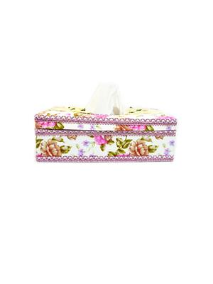 Sushi T4 Multi Color Tissue Box