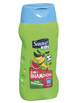 Suave SUW355 Kids 2 In 1 Shampoo (Watermelon)- 355Ml