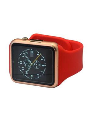 General Aux Swatchrg Red-Rose Gold Men Smart Watch