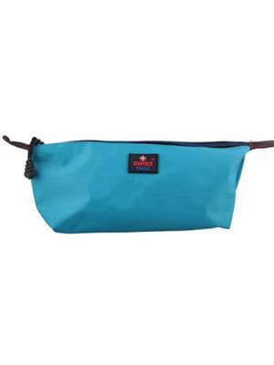 Shopping Feast SWISSTAGG-003-B  Blue Travel Pouch
