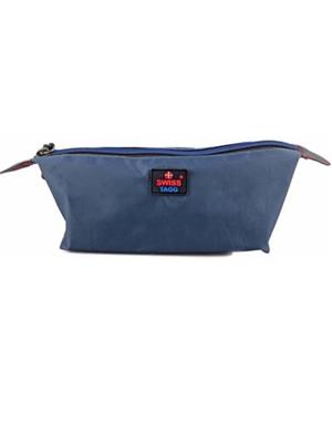 Shopping Feast SWISSTAGG-023-DB Dark Blue Travel Pouch