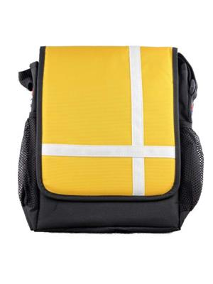 Shopping Feast SWISSTAGG-031-Y  Yellow Mens MessengerFile Bags