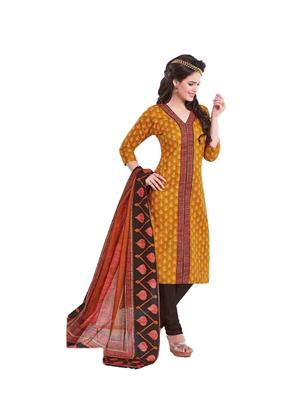 Pushp Collection S_30 Multicolored Womens Dress Materials