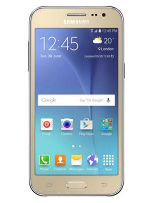 Samsung Galaxy J2 (Gold, 8 GB)