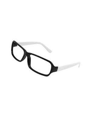 Swashtik Shiv08 Black Unisex  Eye Frame