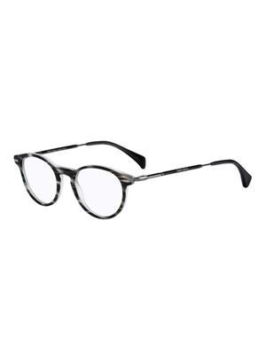 Swashtik Shiv012 Black Unisex  Eye Frame