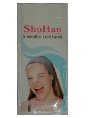 ShoHan009 5 minutess COOL facial
