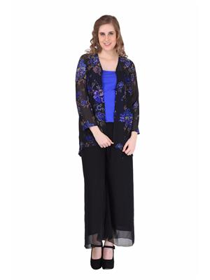 Sierra Si 324 Multicolored Women Shrug