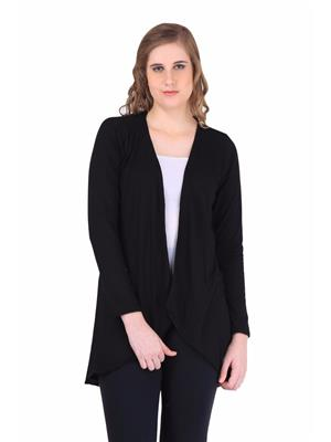 Sierra Si 329 Black Women Shrug