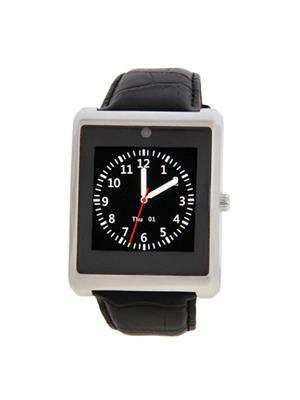 Sicario Moda Sicariom tsw66 Black Men Smart Watch