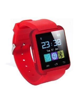 Sicario Moda Sicariom tsw6 Red Men Smart Watch