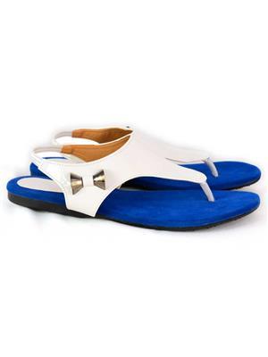 Stepee S07 Blue Women Sandals