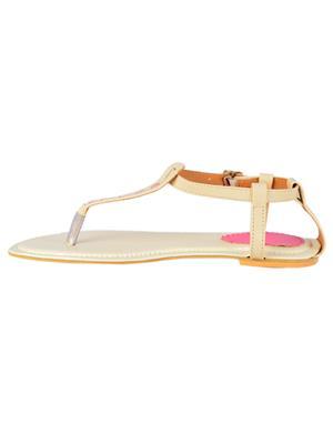 Stepee S09 White Women Sandals