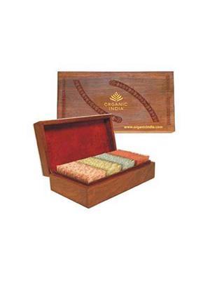 Super Deluxe 23 Wooden Gift Box (100 Tea Bags)