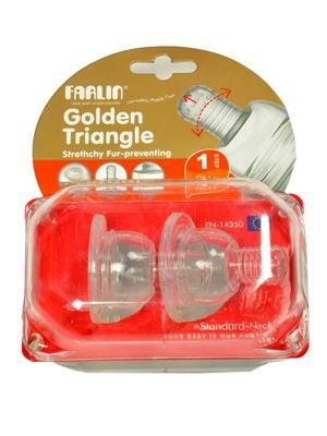 Farlin T-3 S Unisex-Baby Bottle Nipples