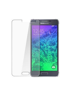 Salman Fashion T261201 Transparent Tempered Glass For Samsung 350