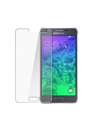 Salman Fashion T26187 Transparent Tempered Glass For Samsung 8552