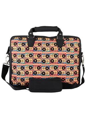 The Backbencher TBBLB302 Black Messenger Bag