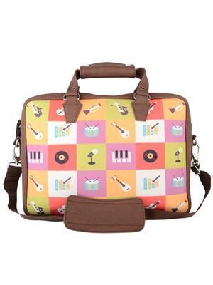 The Backbencher TBBLB303 Brown Messenger Bag