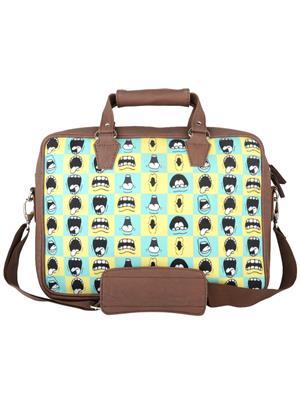 The Backbencher TBBLB307 Brown Messenger Bag