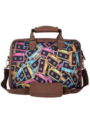 The Backbencher TBBLB309 Brown Messenger Bag