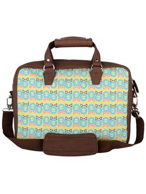 The Backbencher TBBLB311 Brown Messenger Bag