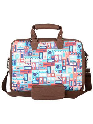 The Backbencher TBBLB313 Brown Messenger Bag