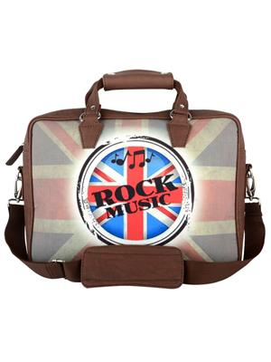 The Backbencher TBBLB325 BrownLaptop Bag