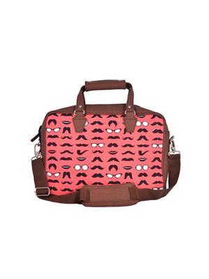 The Backbencher TBBLB330 Brown Messenger Bag