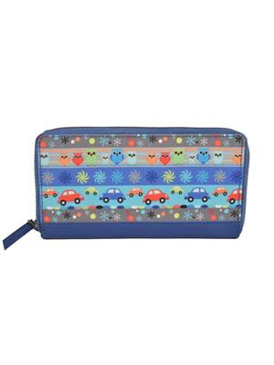 The Backbencher TBBLW105 Blue Women Wallets