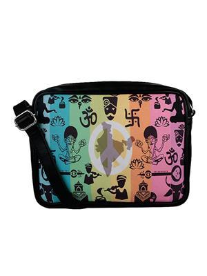 The Backbencher TBBSB251 Black Women Sling Bag