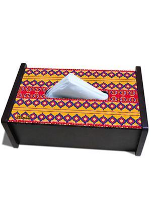 Kolorobia TBIKT09  Ikat Tissue Box