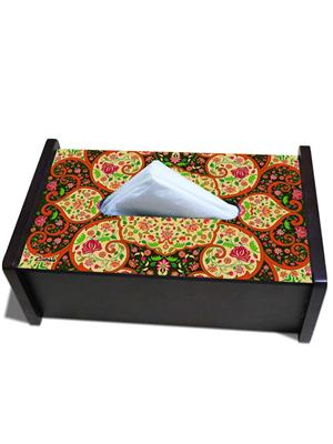 Kolorobia TBMGD10  Mughal Tissue Box
