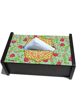 Kolorobia TBMGL13  Mughal Light Tissue Box