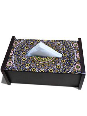 Kolorobia TBMO07  Moroccan Tissue Box