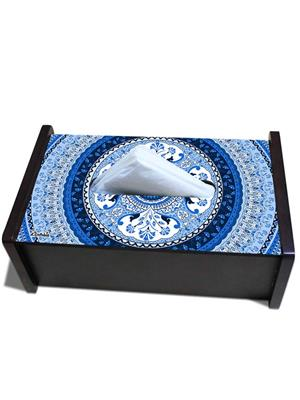 Kolorobia TBTUB12  Turkish Blue Tissue Box